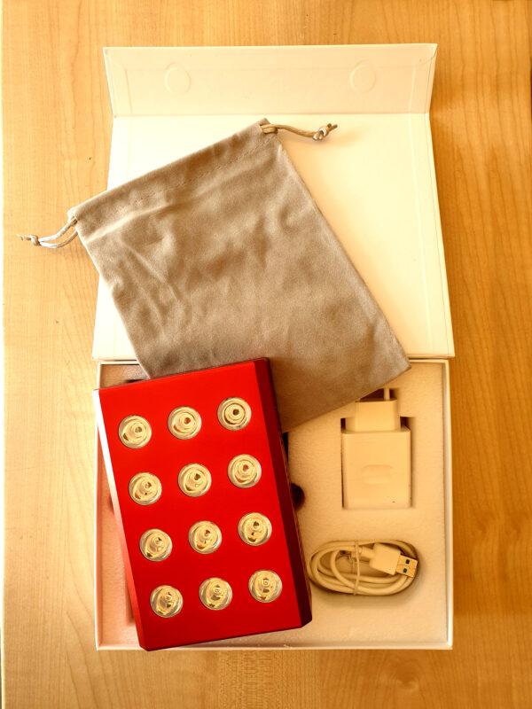 Pantheos Mini 60W packaging