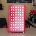 PantheosPro 300 Per Terapia della luce Rossa Fronte su Piedini