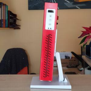 PantheosPro 300 Per Terapia della luce Rossa Lato Timer