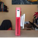 PantheosPro 300 Per Terapia della luce Rossa Lato su Piedini