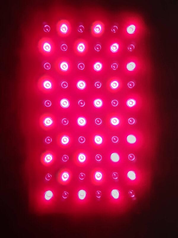 PantheosPro 300 Per Terapia della luce Rossa Led ROSSI +NIR