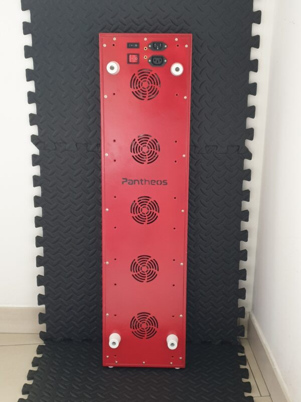 PantheosPro 900 Per Terapia della luce Rossa Con Timer Retro