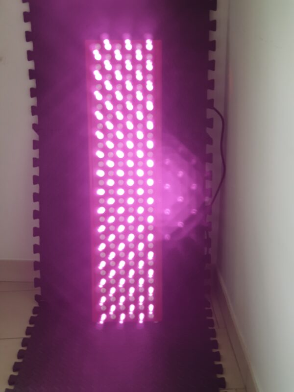PantheosPro 900 Per Terapia della luce Rossa Con Timer Accesa NIR
